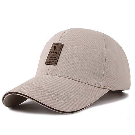 Cappello uomo del cotone Berretto da baseball delle ragazze dei ragazzi  Snapback di Hip Hop cappello efd753ecd734