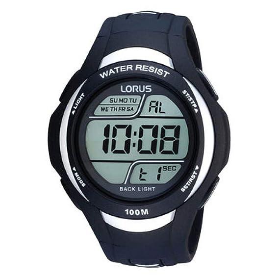 Lorus R2337EX9. R2337EX9 - Reloj para Hombres, Correa de cerámica: Amazon.es: Relojes