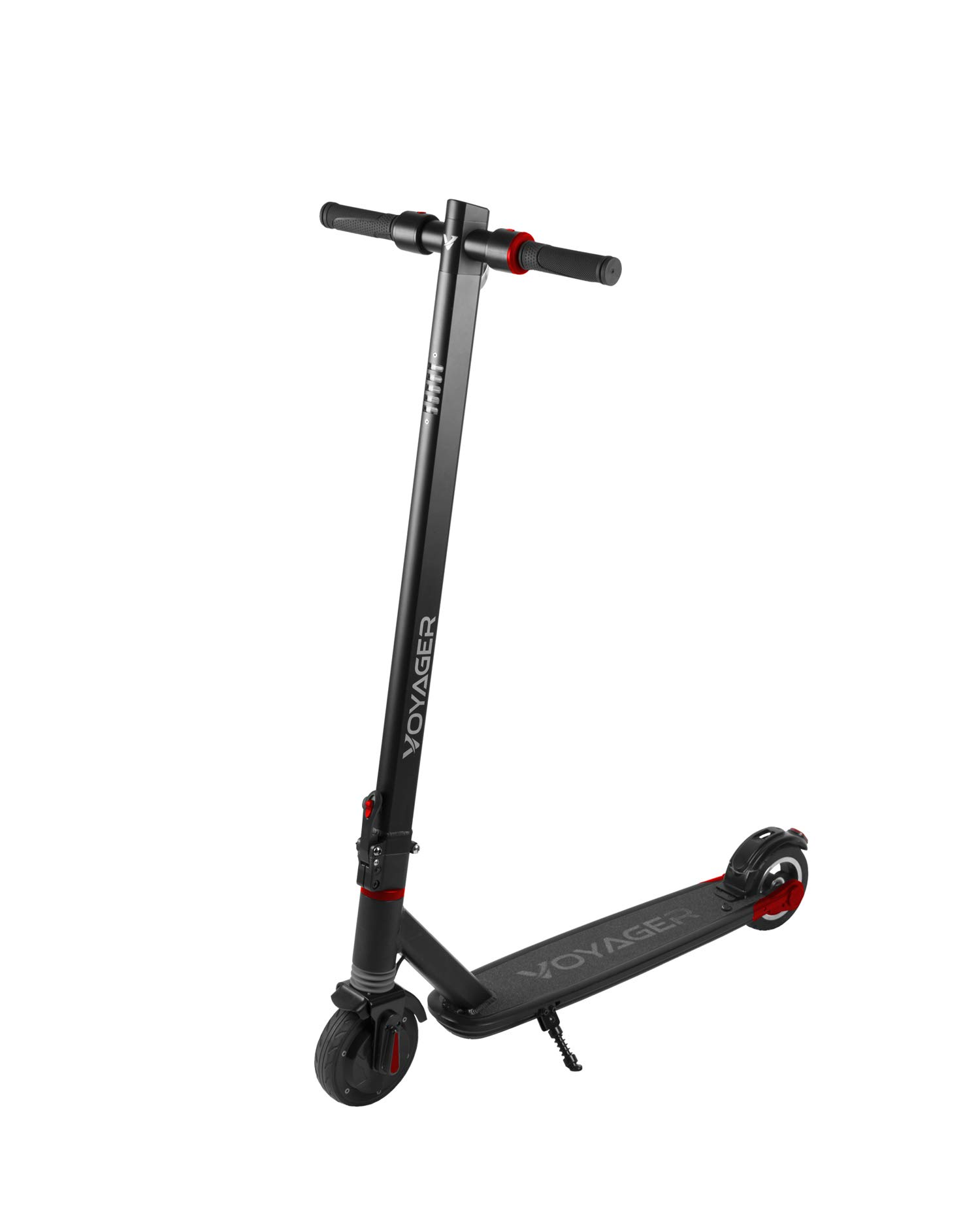 Voyager Ion Foldable Electric Scooter with LCD Display, LED Headlight, 12.5 MPH Max Speed, Long Range Battery up to 7 Miles by VOYAGER