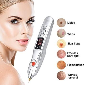 3300416f YA Multifuncional Láser Plasma Pluma Eliminación de Arrugas Pluma Piel  Máquina de eliminación de Mole Monstruo párpado Lifting Skin Tattoo Pen:  Amazon.es: ...
