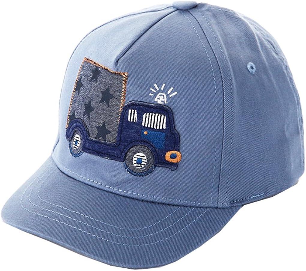 3M-6T MZLIU Kids Infan Cotton Baseball Hats Sun Visors Cap