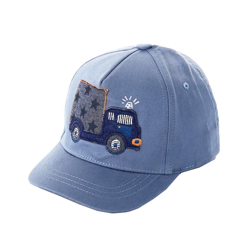 MZLIU Kids Infan Cotton Baseball Hats Sun Visors Cap(3M-6T)