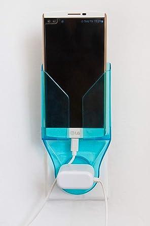 Amazon.com: Soporte para cargar teléfono eléctrico Outlet ...