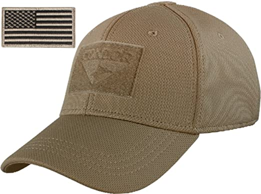 87225d84c88 Amazon.com  Condor Tactical Flex Cap with Patch Bundle  Clothing