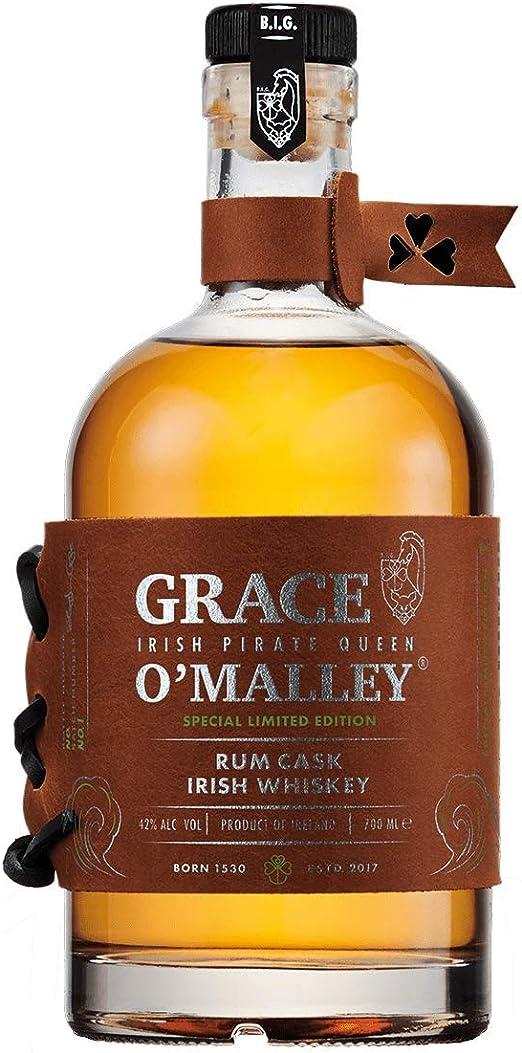 Grace OMalley Blended Irish Whiskey (Grace OMalley Rum Cask Irish Whiskey)