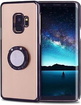 Coque Galaxy S9, Coque Samsung S9 avec Anneau Kickstand: Amazon.fr ...