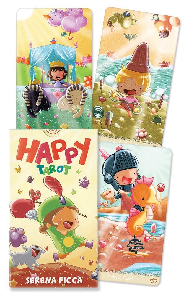 Happy Tarot: Amazon.es: Lo Scarabeo: Libros en idiomas ...