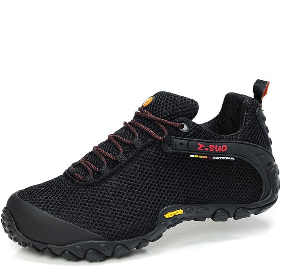 Z.Sou Men s High Breathable Mesh Hiking Shoes
