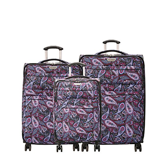 Ricardo Beverly Hills Mar Vista 2.0 | 3-Piece Set | 21 C/O, 25 and 29-Inch Spinners (Midnight ()