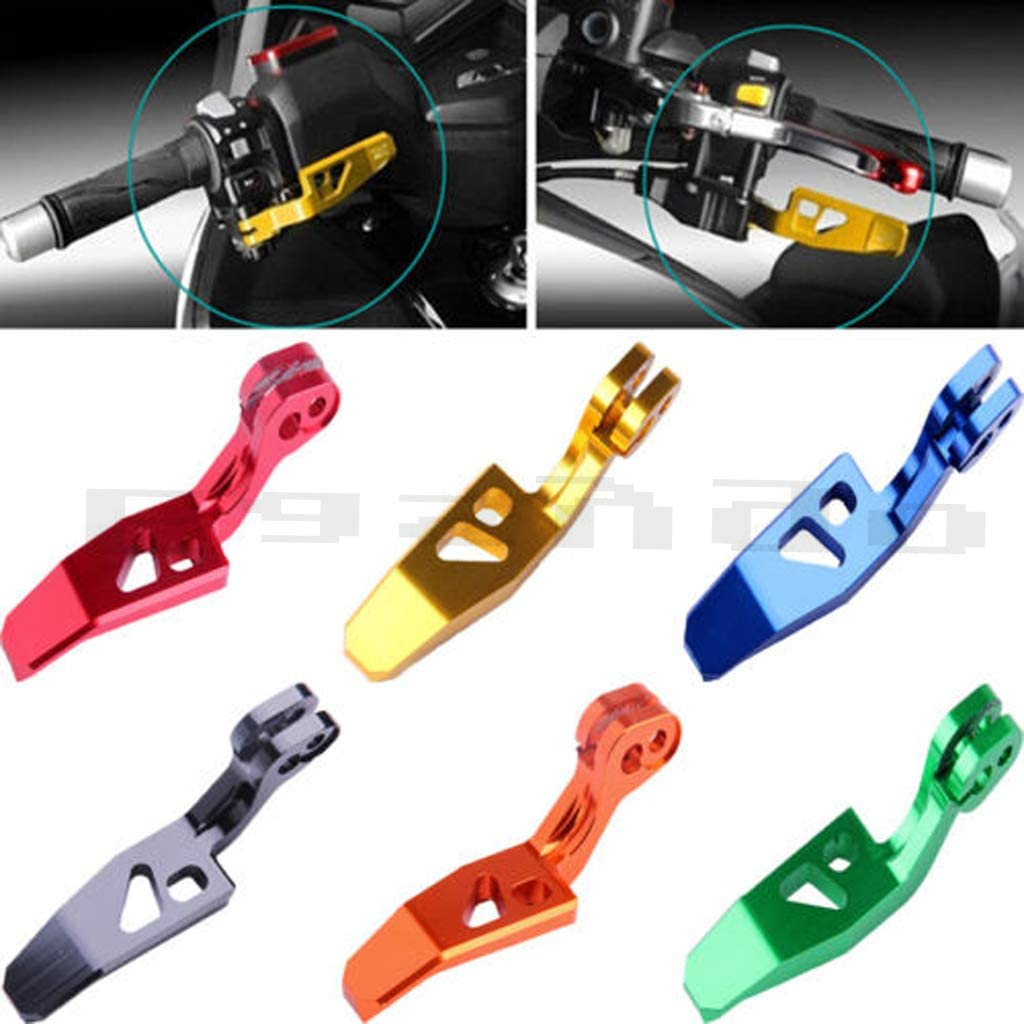 Green For YAMAHA TMAX 500 2008-2011 T-MAX 530 T MAX 530 2012-2016 Motorcycle Accessories CNC Aluminum Parking Brake Lever