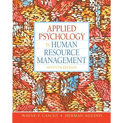 Managing Human Resources 9th Edition Cascio Epub