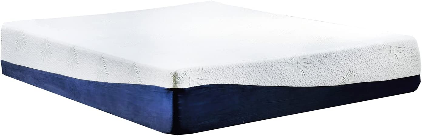 Twin Size Mattress Le Confort 8 Inch Hybrid Single Spring Bed Mattress in a Box