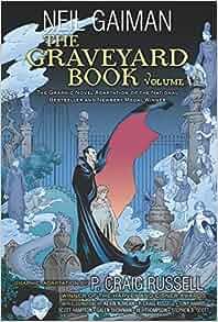 Image result for The Graveyard Book Graphic Novel: Volume 1