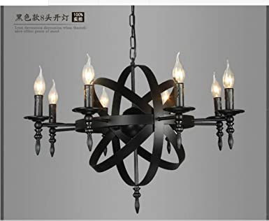 Kronleuchter Eisen Für Kerzen ~ Pinwei kugelförmige eisen kronleuchter globus kronleuchter kerze