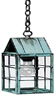 product image for Brass Traditions 332 SHBZ Small Hanging Lantern 300 Series, Bronze Finish 300 Series Hanging Lantern