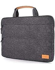 13.3 Zoll Wasserdicht Laptoptasche Tasche Hülle Tragbare Case mit 15 Degree Ständer Laptopständer Belüftet für Surface Pro X/7/6/5/4/3 13'' MacBook Pro 2019/2018/2017/2016