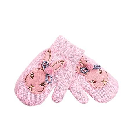 style actuel conception populaire gamme exclusive RUIXIB Moufle Enfant Fille Garçon Moufle Polaire Gant Enfant ...