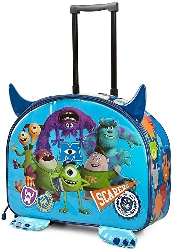 Disney Monsters University Rolling Luggage