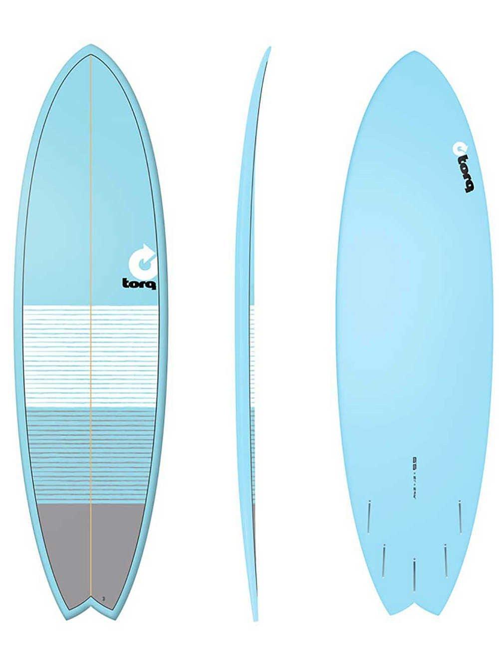 Torq Surfboard Epoxy Tet Fish 6.6