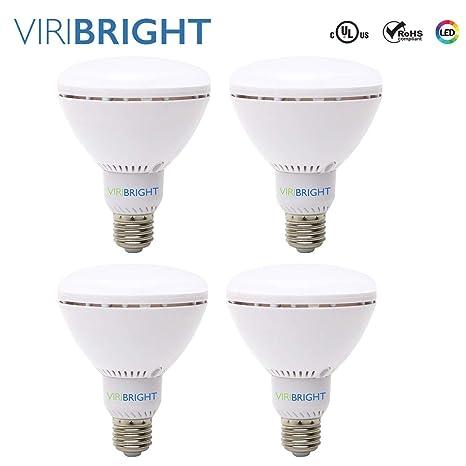 Recessed Light Bulbs LED, Viribright BR30 LED (9W), 65 Watt Equivalent LED