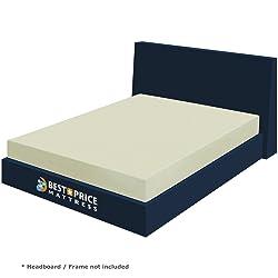Best Price Mattress 6-Inch Memory Foam Mattress