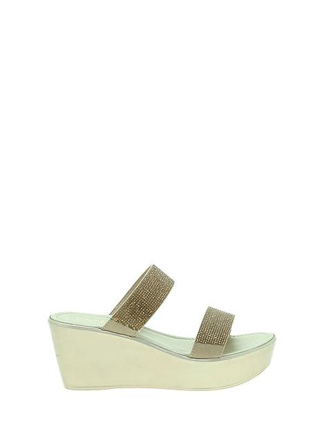 cuña Sandalia y bolsos con Iad18064 eszapatos Cinzia Soft para mujerAmazon srdCthxQB