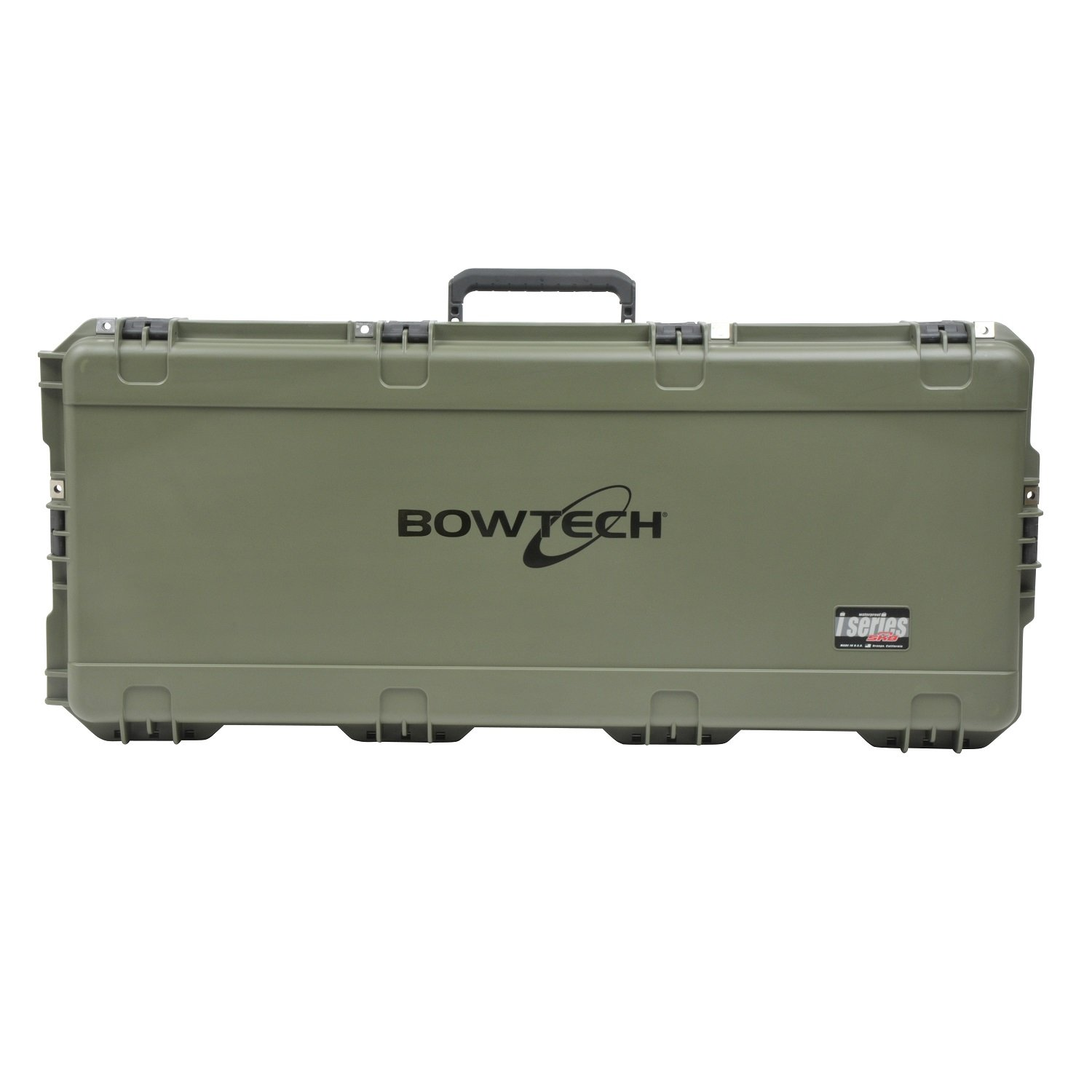 SKB Corp Bowtech Iseries Parallel Limb Single Bow Case, Green, Small