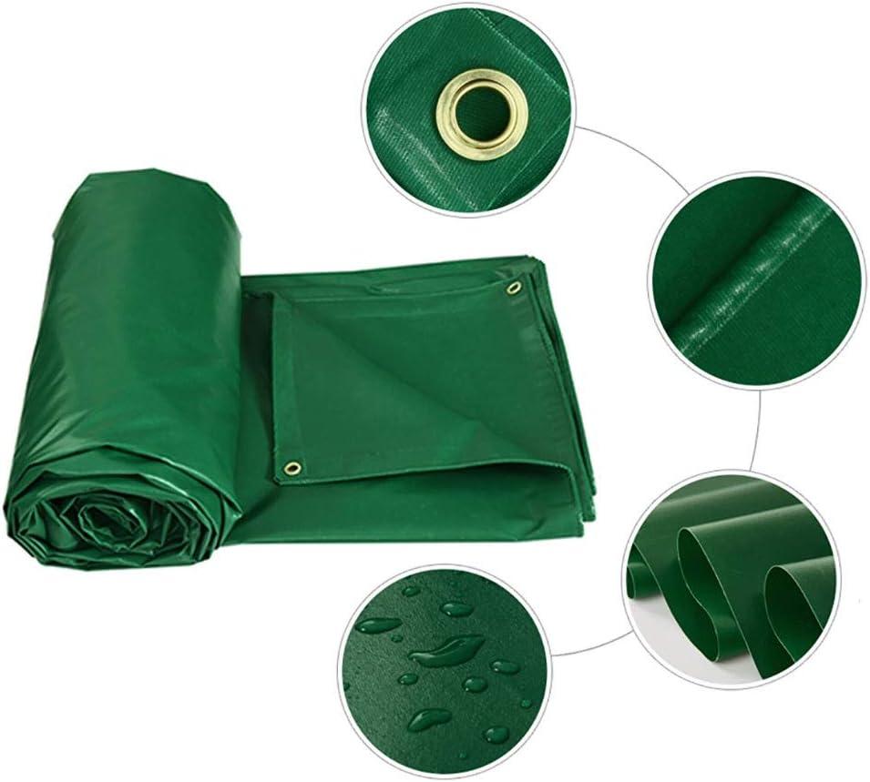 Lonas ZLI Lona Verde, General Multiusos Impermeable PE Cubierta de Lona Carpa Refugio Barco RV Piscina Camping Lona (Size : 6×5m): Amazon.es: Hogar