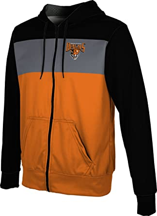 Gameday Buffalo State College Girls Zipper Hoodie School Spirit Sweatshirt