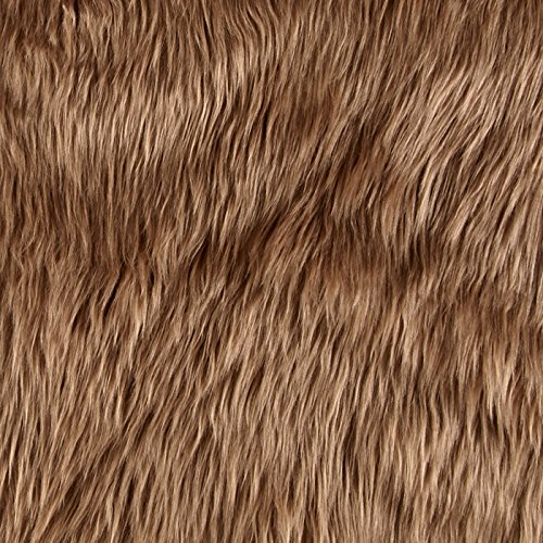 Shannon Faux Fur Luxury Shag Cocoa