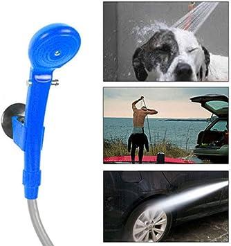 NGwenyicanI 12V coche encendedor portátil ducha eléctrica ...