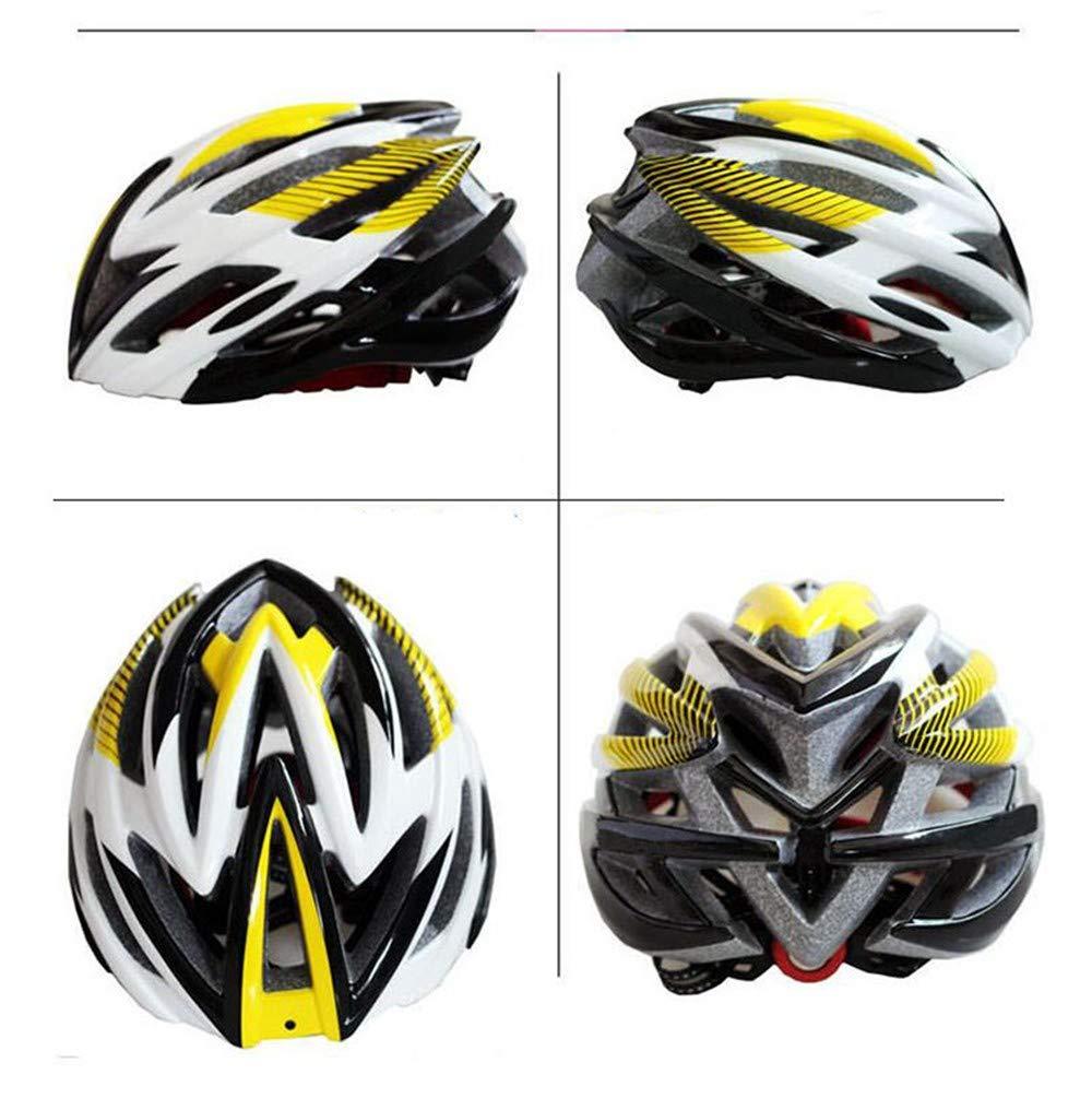 Fahrradhelm Helm,Abnehmbarer Visier Kopfumfang Größe hochfest Reithelm verstellbar