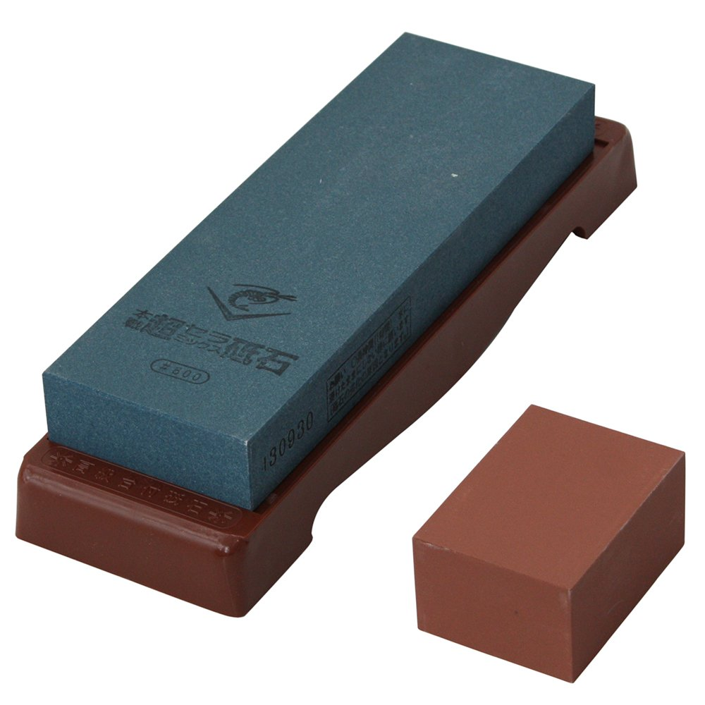 Chosera 600 Grit Stone - with Base