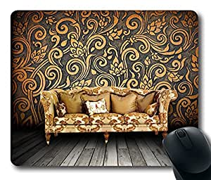 """Personalized Sofa Custom Standard Rectangle Mouse Pad Oblong Gaming Mousepad in 220mm*180mm*3mm (9""""*7"""") -1011014 by icecream design"""