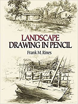 landscape drawing in pencil dover art instruction frank