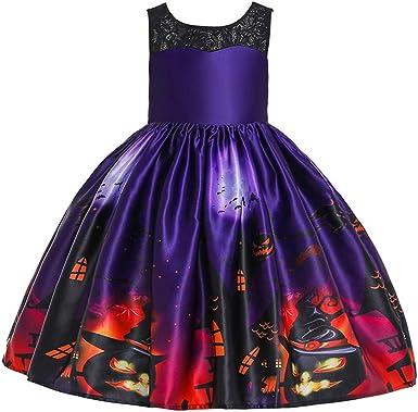 Auifor Vestido de Novia de la Princesa Beauty Party Princesa Dress ...