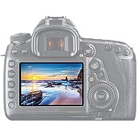 (2 sztuki) JJC szkło hartowane ochraniacz ekranu do Canon EOS R6 lustrzany aparat cyfrowy, ultracienki HD, wysoka…