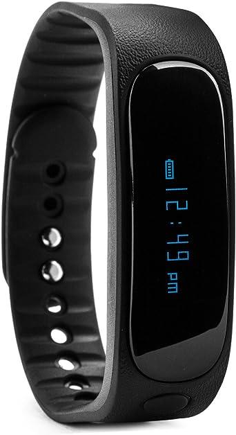 "Alca Podómetro Pulsera """" Smart Bluetooth Digital: Amazon.es: Relojes"