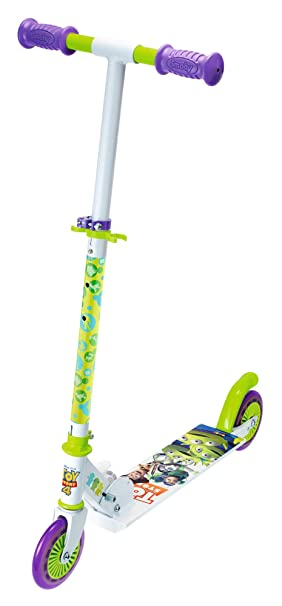 Smoby-Patinete 2 Ruedas Toy Story 750361, Color carbón ...