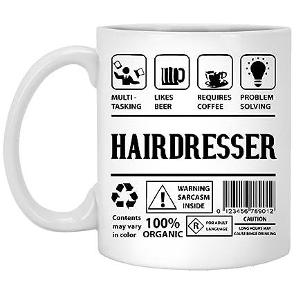 Amazon Hairdresser Coffee Mug