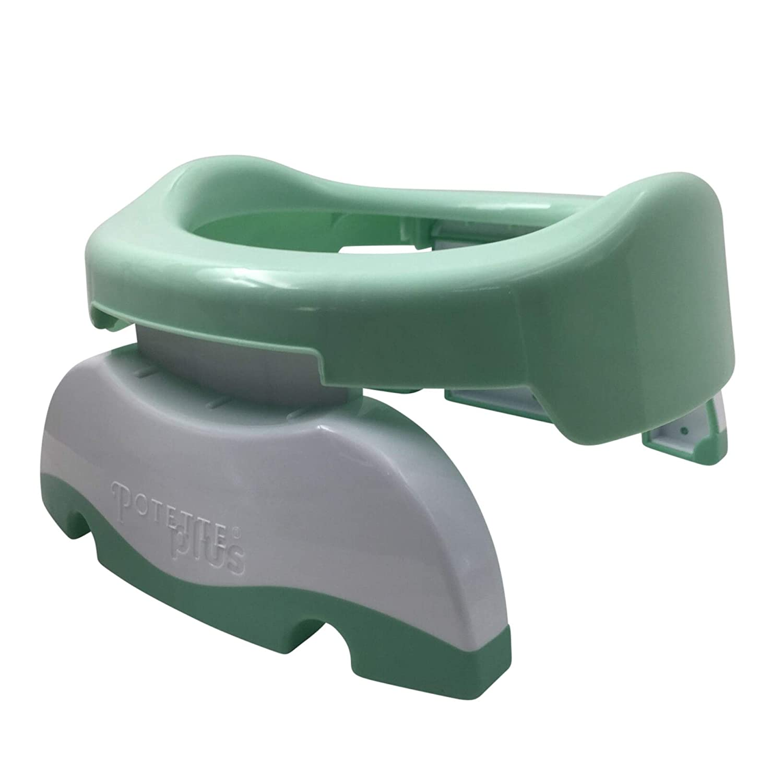 Pot de voyage Rose R/éducteur de toilettes  2 en 1  Potette Plus