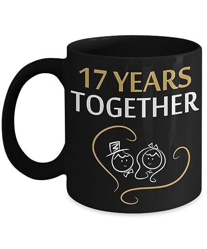 Amazon 17 Years Together 17 Wedding Anniversary Gifts