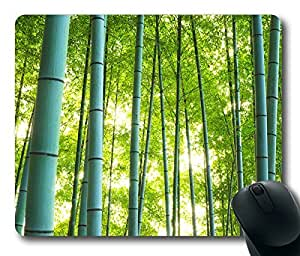 Bamboo Forest ,Rectangle mouse pad