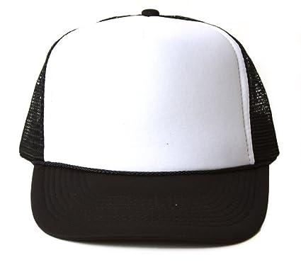 Amazon.com  New Vintage Foam Trucker Hat Cap (Comes In 10 Different ... e2e6dd7cd9e