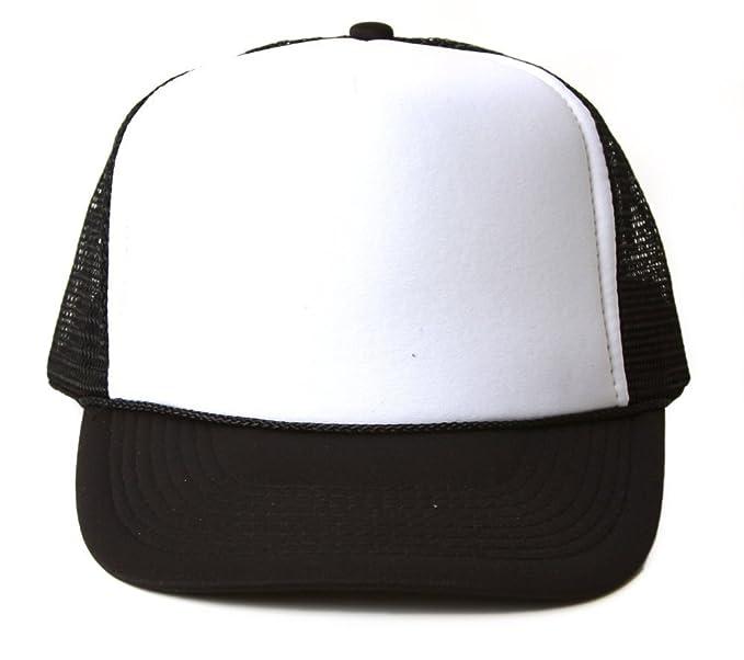 Amazon.com  New Vintage Foam Trucker Hat Cap (Comes In 10 Different ... 0839e5ece419