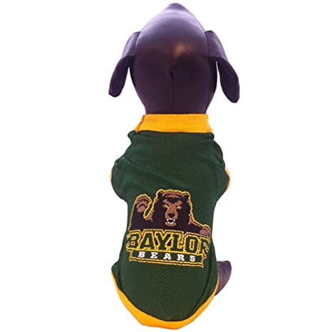 competitive price 05d4a e7d36 Amazon.com : Baylor Bears Dog Jersey Large : Pet Supplies