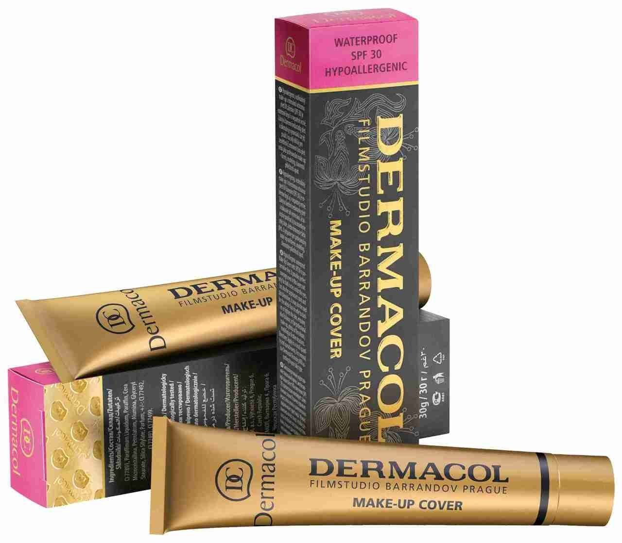 Dermacol Make-Up Cover Colour Light 209 by Dermacol GoForm 4250913400879