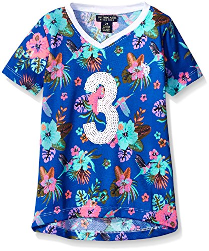 U.S. Polo Assn. Little Girls' Toddler Hu - Embroidered Vintage Jersey Shopping Results