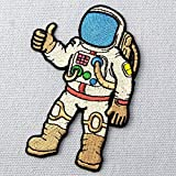 Astronaut-A-Journey-To-Space-Embroidered-Badge-Iron-On-Sew-On-Patch