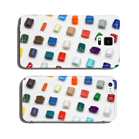 Amazon.com: Farbmuster Kunststoffgranulate cell phone cover ...